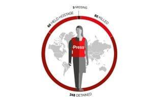 rsf giornalisti morti