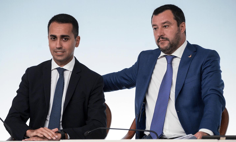Governo, Salvini: avanti con taglio tasse, Flat taxe e pace fiscale