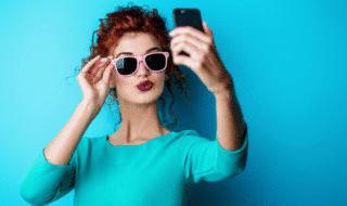 selfie patologie