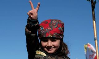 siria villaggio donne Jinwar