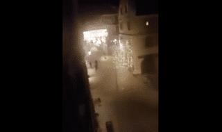 Strasburgo video spari