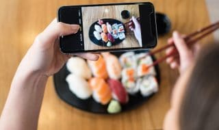 sushi instagram