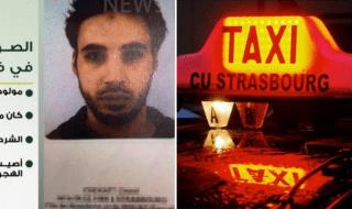 tassista attentato strasburgo