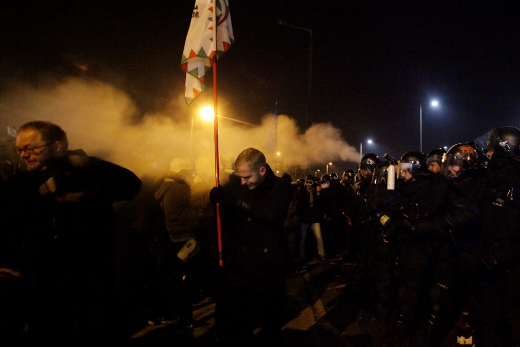 ungheria proteste legge lavoro