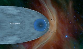 voyager 2 spazio interstellare