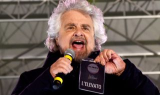 Beppe Grillo no vax