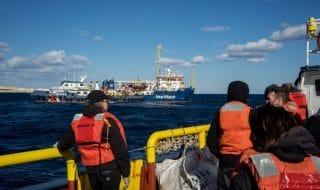 sea watch 3 muscat malta responsabilità