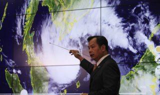 Thailandia ciclone Pabuk