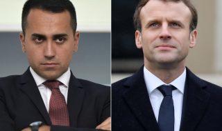 M5s Macron