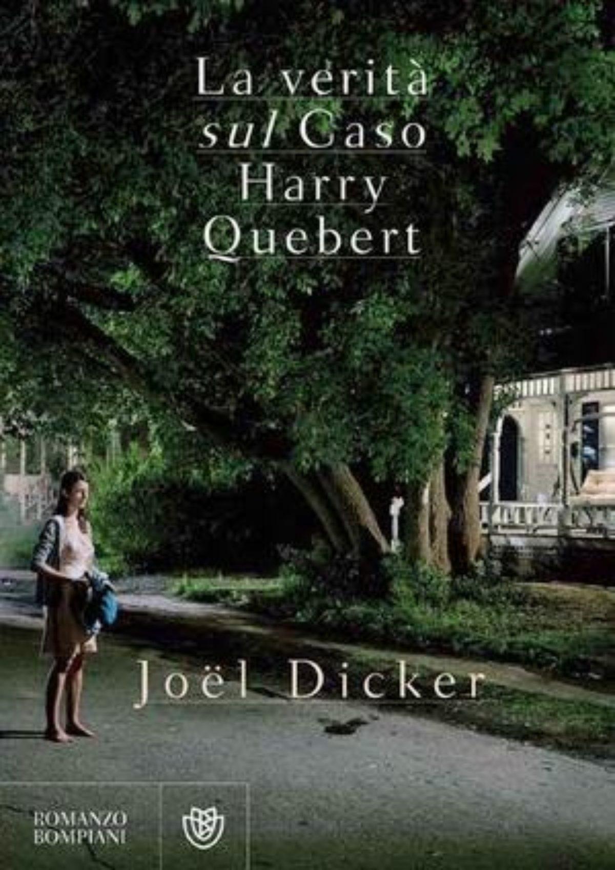 la verit%C3%A0 sul caso harry quebert libro  La verità sul caso Harry Quebert recensione | Di cosa parla | Bello ...