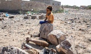 yemen vittime mine