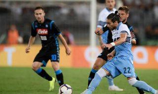 Napoli Lazio Formazioni ufficiali