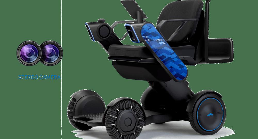 Whill Autonomous Drive