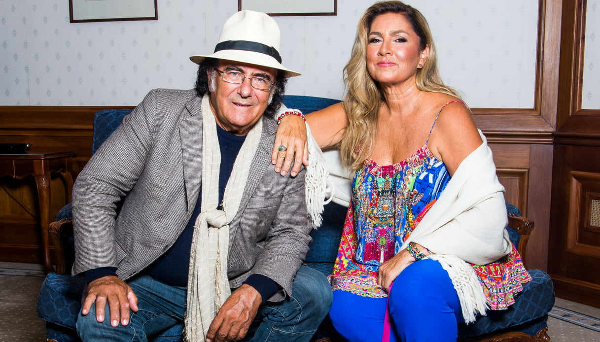55 Steps In The Sun Albano Romina Power Channel 5