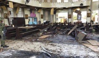 attentato filippine