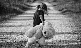 bambina suicidio lettera madre