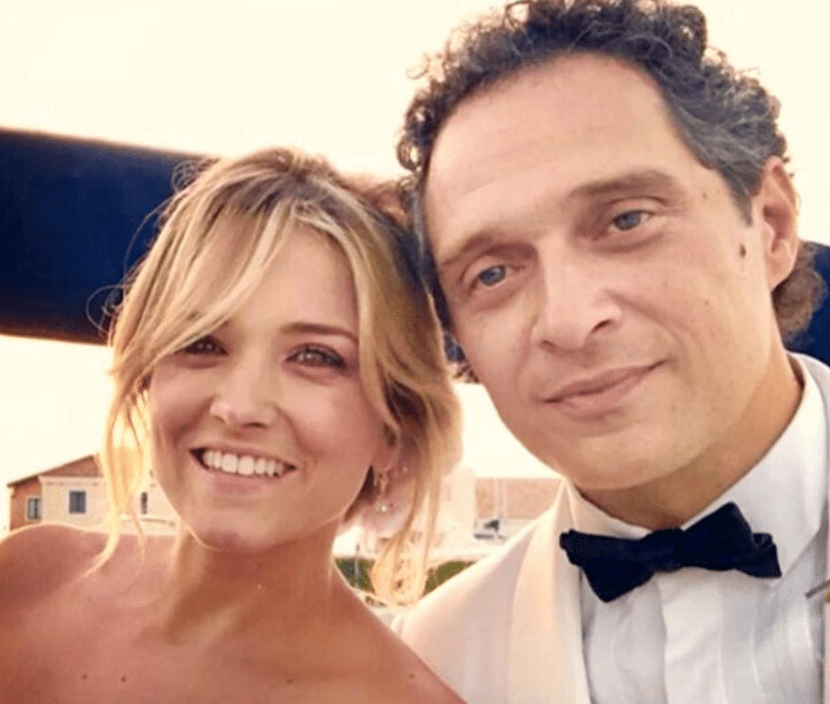 Ho Sposato Claudio Santamaria Uomo Del Primo Lento Francesca Barra