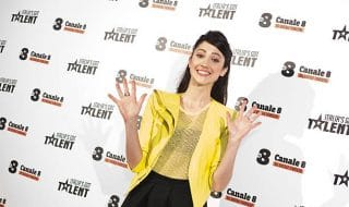 Italia's Got Talent 2019 conduttrice