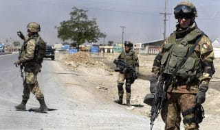 afghanistan farnesina ritiro truppe