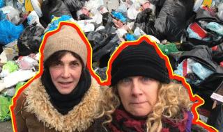 finocchiaro monti rifiuti roma