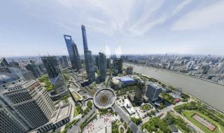 shanghai 25 miliardi pixel