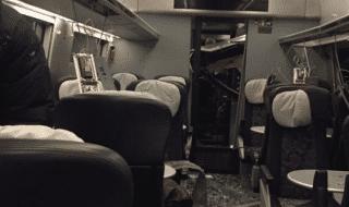 incidente treno danimarca