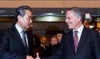 incontro ministri esteri cina italia
