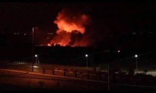 israele ammette attacco damasco