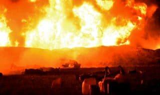 messico esplosione oleodotto