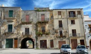 sambuca di sicilia case