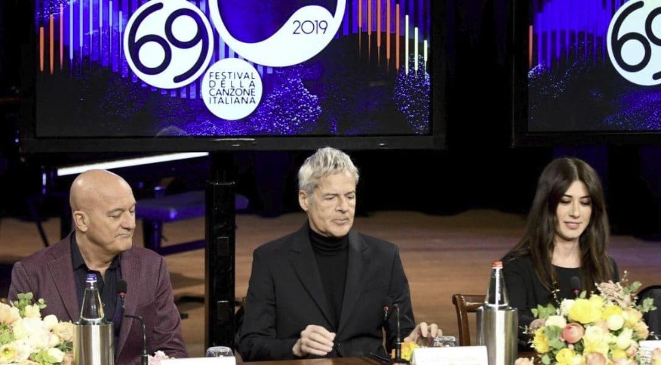 Sanremo 2019: quanto guadagnano i conduttori