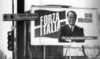 forza italia 25 anni