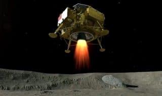 sonda cinese luna