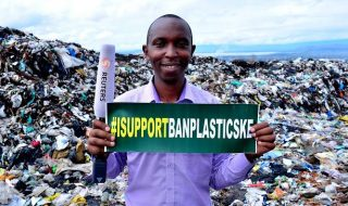 james wakibia guerra plastica