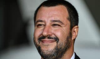 Salvini silenzio elettorale