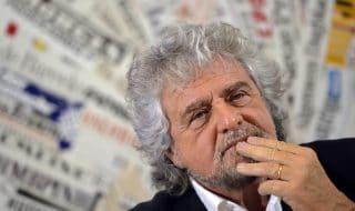 Beppe Grillo contestato grillini