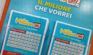 Estrazione Million Day oggi 16 febbraio