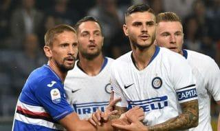 Inter Sampdoria diretta live