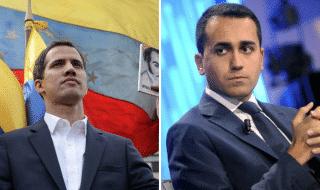 Venezuela Guaidò M5S