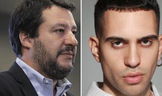 Salvini Mahmood vincitore Sanremo