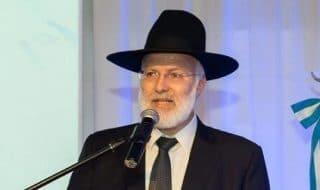 argentina aggredito rabbino capo