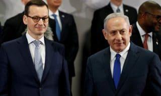 crisi diplomatica israele polonia