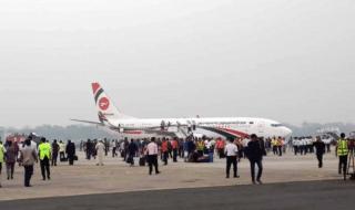 dirottato aereo bangladesh dubai