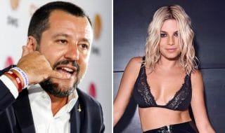 emma marrone salvini
