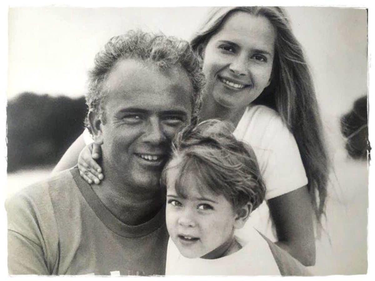 Grecia Colmenares, parla il figlio Gianfranco: