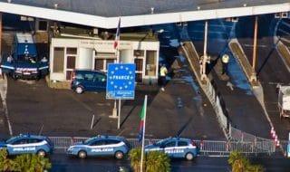 furgone migranti traforo monte bianco