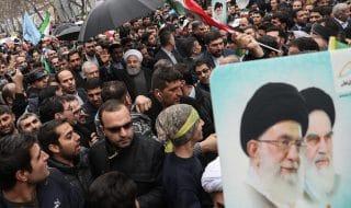 iran proteste anniversario rivoluzione