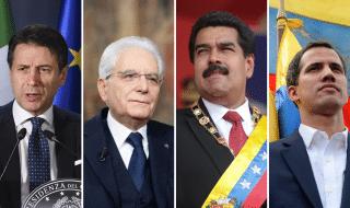 venezuela italia riconoscimento guaidò