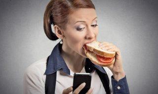 Mangiare cellulare ingrassare