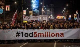 proteste serbia